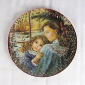 A Sisters Warmth PLATE Limited Edition BRADFORD